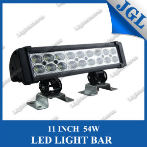 "54W 11"" LED Offroad Work Light Bar"