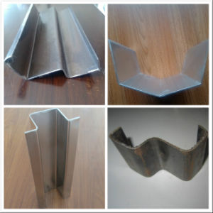 Steel Profiles/Zz Profile/Louvers /U Steel Profile pictures & photos