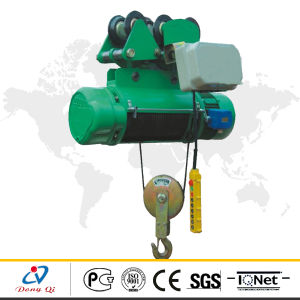 Yh Model Metallurgy Electric Hoist with SGS
