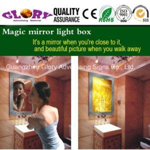 LED Sensor Mirror Light Box pictures & photos