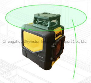 360 Degree & 1V Line Green Laser Level (SD901CG) pictures & photos