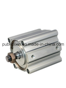 Airtac Sda Type Thin Small Air Cylinder pictures & photos