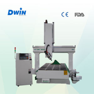 High Precision 3axis 4axis Atc CNC Router with Servo Motor pictures & photos