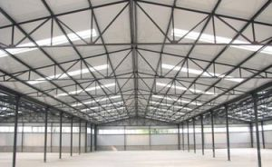 1000 Square Meters 5m High Steel Structure Plant Workshop pictures & photos
