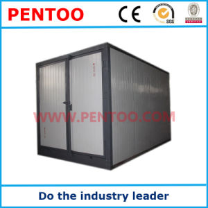 Electric Heating Curing Oven in Powder Coating Line pictures & photos