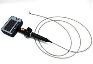3.9mm Industry Video Endoscope with 4-Way Articulation, 1.5m Testing Cable
