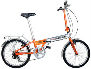 China Good Quality Folding Bike Folded Bicycle New Design Red White Morden Type EU Market pictures & photos