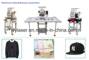 Embroidery Machine Factory Price for Single Head Cap Flat Embroidery pictures & photos