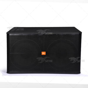 Srx728s Dual 18′′ High Power Neo Subwoofer pictures & photos