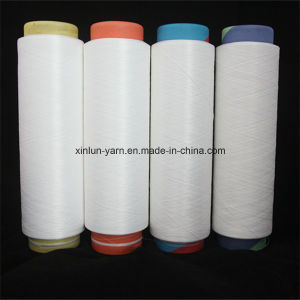 100% Polyester Filament Yarn Knitting DTY Yarn for Knitting Weaving pictures & photos