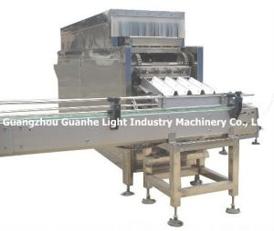 Automatic Bottle Washing Drying Machine for Glass Bottles and Jars (GHAC-6-8) pictures & photos