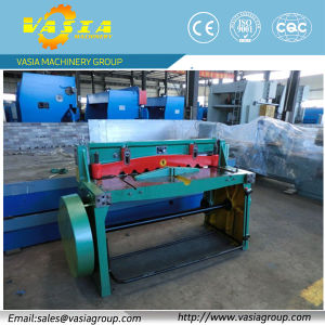 Mechancial Shear Machine with European Union CE and ISO9001 Certifications pictures & photos
