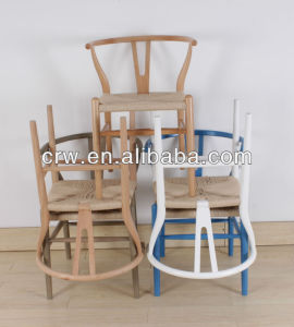 Rch-4059-4 Wooden Furniture Hans Wegner Wishbone Chair pictures & photos