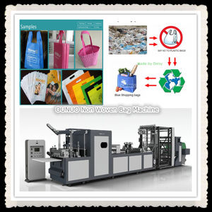 Non Woven Bag Making Machine Hs Code pictures & photos