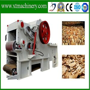 Good Quality, ISO Approved Drum Vegetation Wood Chipper pictures & photos
