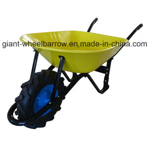 Low Price Civil Construction Tools Wheelbarrow Wb7400