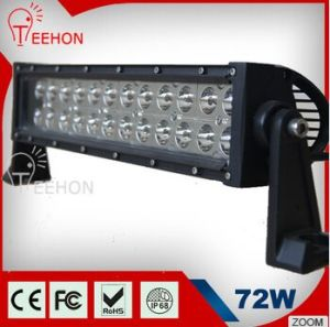 13.5inch 72W CREE Auto LED Light Bar pictures & photos