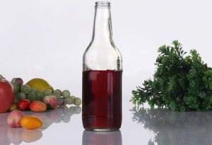 250ml/500ml Glass Sauce Bottle with Plastic Lid