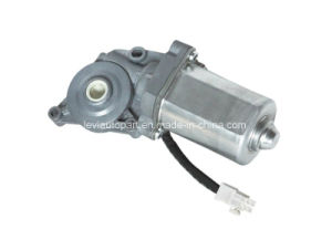 24V DC Motor Geared Motor Push Rod Lift Motor pictures & photos