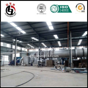 Wood Based Charcoal Making Machine pictures & photos