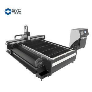 Metal Sheet CNC Fiber Laser Cutting Machine with Good Price pictures & photos