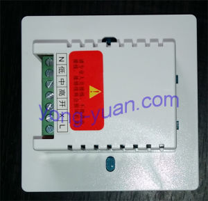 HVAC 2-Pipe Touch Screen Fan Coil Room Thermostat (MP-07) pictures & photos