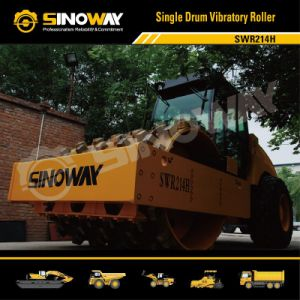 14 Ton Single Drum Vibratory Road Roller pictures & photos
