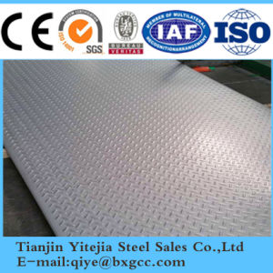 Supply Best Checkered Steel Plate 304 pictures & photos