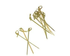Bamboo Knotted Picks / Bamboo Sticks