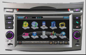 Car Navigation System DVD Player with Audo Radio for Subaru Outback/Legacy (FLY-SBL-OL)