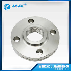 Threaded Connection Flange pictures & photos
