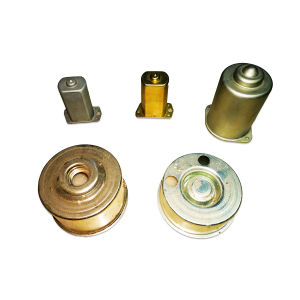 Stamped Parts of Metal Cover for electric Motors pictures & photos
