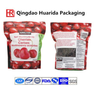 Dry Fruit Composite Packaging Bag with Zipper pictures & photos