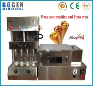 Full Stainless Steel Pizza Cone Making Machine pictures & photos