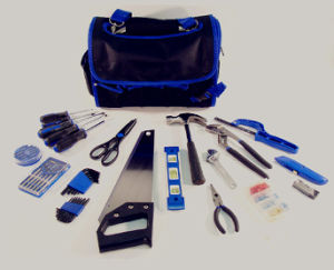 108PCS Gardening Tool Kit in Good Quality Bag pictures & photos