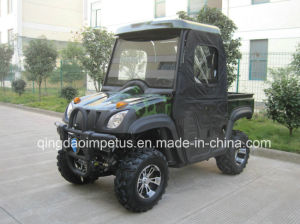 Hydraulic Steering Powerful EPA&EEC 500cc 4X4 UTV pictures & photos