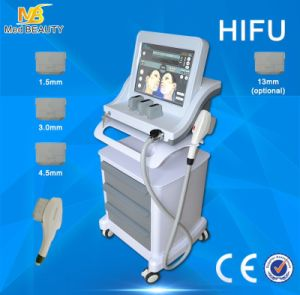 New Ultrasound Technology Hifu Wrinkle Removal Hifu Beauty Machine pictures & photos