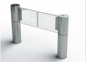 Stainless Steel Deluxe Fast Swing Barrier Gate Turnstile Th-Sgb201 pictures & photos