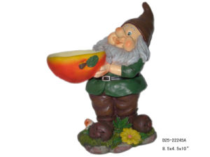 Resin Gnome Figurine