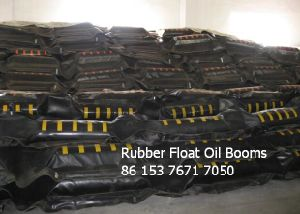 Manufacturer of Rubber or PVC Float Oil Booms pictures & photos