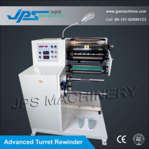 Jps-320fq-Tr Pet Film and Mylar Slitter with Turret Rewinder pictures & photos
