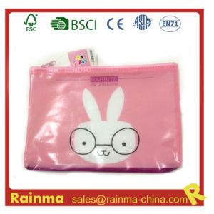 PVC Pencil Bag with Zip pictures & photos