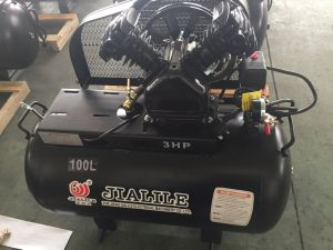 100L Belt Driven Air Compressor with 2051piston pictures & photos