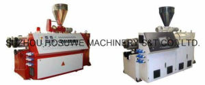 Conical Double Screw Extruder pictures & photos
