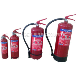 ABC Powder Fire Extinguisher-CE Approved pictures & photos
