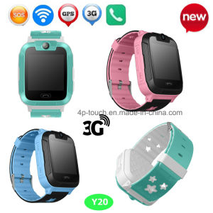 2017 The Latest Kids GPS Watch with WiFi and Camera pictures & photos