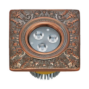Brass Villa LED Light with Classic Patterns pictures & photos