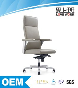 Modern Office Furniture Design Executive Leather Chairs (FC-07)