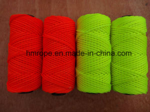 Plastic Rope Solid Braided Outside Used pictures & photos