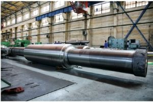 Big Size Forged Shaft for Shipbulliding 42CrMo4 1.7225
